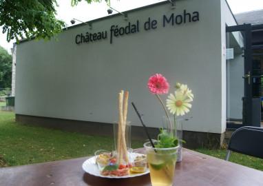 Festivités: Apér'au Château