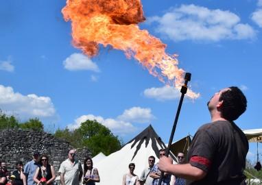 Fête médiévale: Fête des fous
