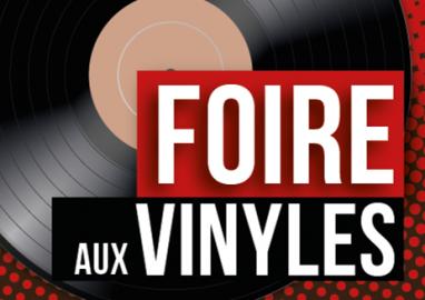 Vintage: Foire aux vinyles