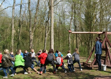Stage pour enfants: Voy'Age au Moyen-Age