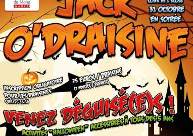 Animation Halloween: Jack O'Draisine