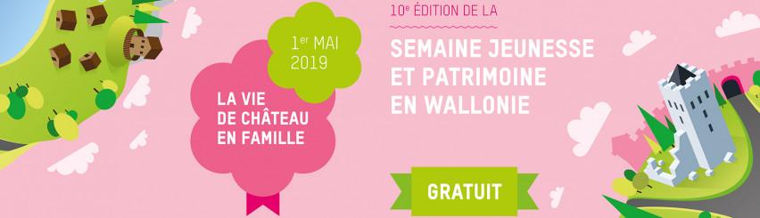 Illustration de l'évènement: Patrimoine - La Vie de Château