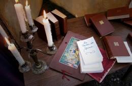 Les contes de Grimm à la lueur des bougies