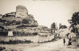 Le château de Moha au coeur du village