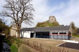 Centre d'accueil du château de Moha