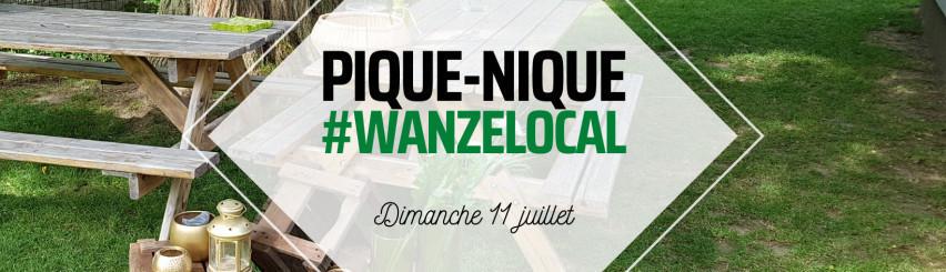 Illustration de l'évènement: Détente/dégustation - Pique-nique #wanzelocal