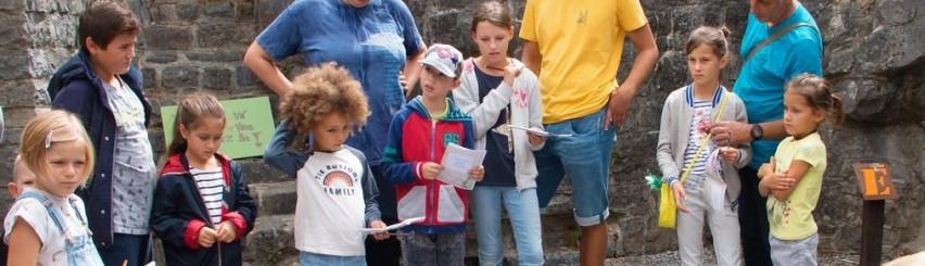 Illustration de l'évènement: Animation famille  - Enfants au Château, parents au repos