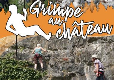 Sport: Grimpe au Château