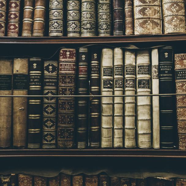 Bibliothèque secrète